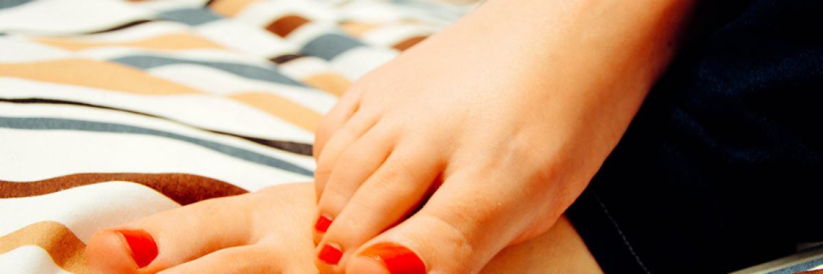 Gondolta volna? A láb deformitásai diabetes-t is jelezhetnek!