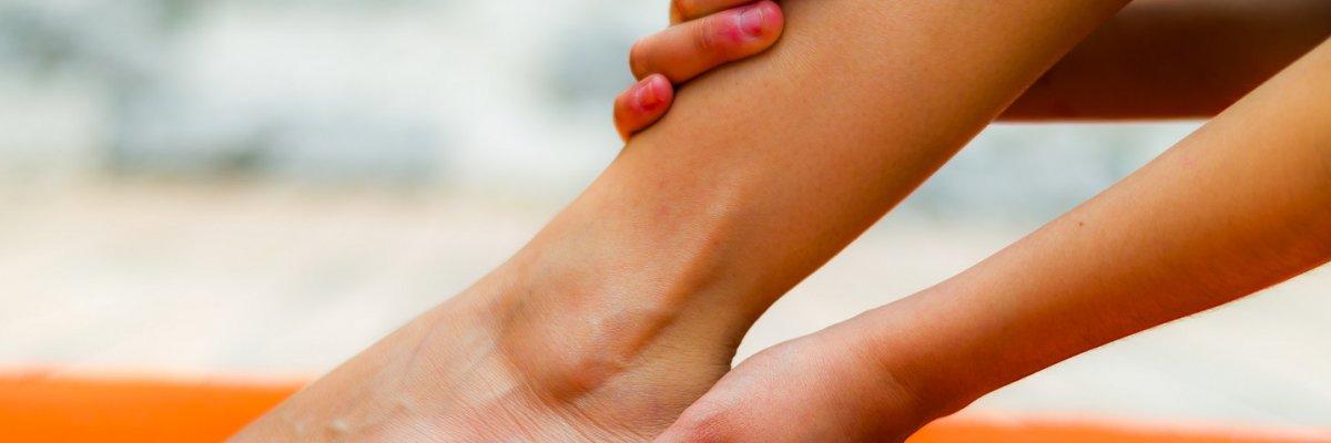 a lábfej lábujjai ártanak