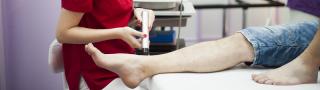 Lökéshullám terápia fizikoterapeuta