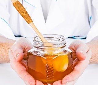 Mézes sebkezelés