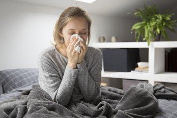 Cukorbetegként megfázott, influenzás? Ezekre figyeljen
