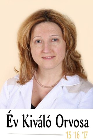 dr. Kósa Éva angiológus, érszűkület specialista