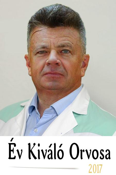 dr. Arnold Dénes Arnold MSc. - sebész