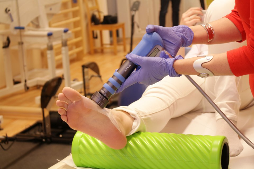 Lábszárfekély kezelése lökéshullám terápiával