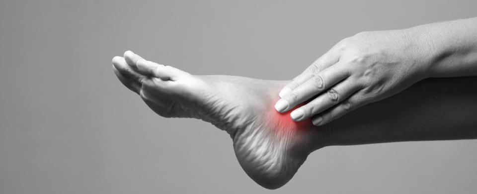 a cukorbetegnek piros foltjai vannak a lábakon