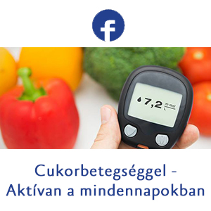 Cukorbetegséggel - Aktívan a mindennapokban